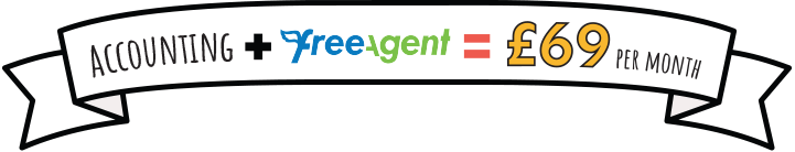 Accounting + Freeagent = £69 per month