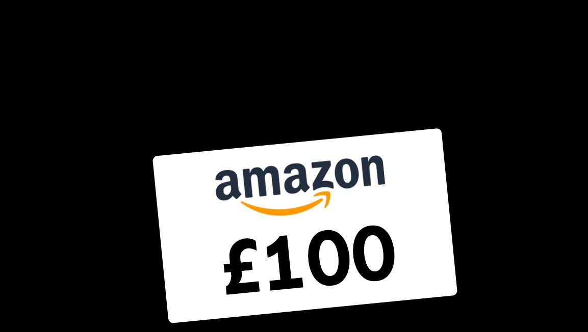 Amazon Voucher £100