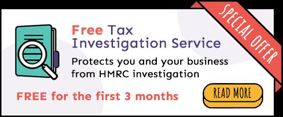 Free Tax Investigation Service