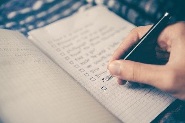 tax year-end checklist